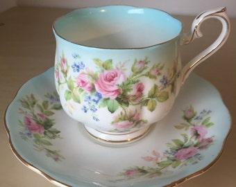 Items Similar To Royal Albert Quot Devonshire Lace Quot Vintage