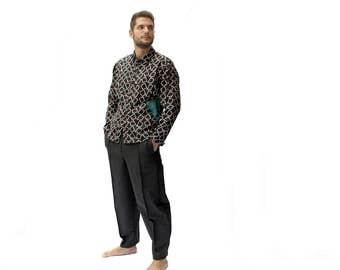 Man shirt with pocket