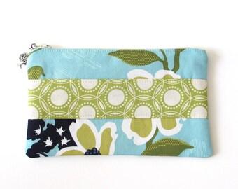 Pencil Case - Zipper Pouch - Pencil Pouch - Pencil Zipper Case - Cosmetic Case - Zipper Coin Purse - Teacher Gift - Gift for Women