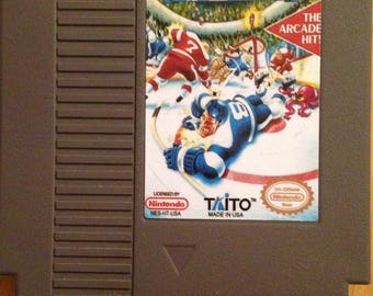 Hit the Ice - NES Reproduction