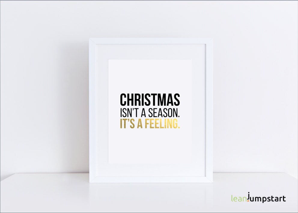 Christmas Grinch Quote 8 X 10 Digital Print Instant By: Christmas Quote Poster Christmas Quote Printable Xmas