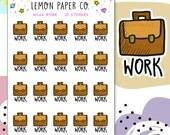 M044 Work // Planner Stickers
