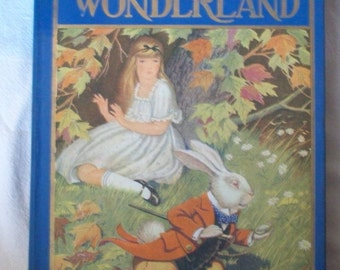 1916 Alice In Wonderland AMAZING SHAPE