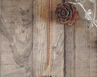 Pinecone Necklace | #52