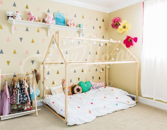 House bed 160x70  80  90cm  Montessori bed house  play house  kid. House bed 160x70 80 90cm Montessori bed house play house