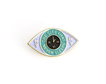 NYC / New York Enamel Pin