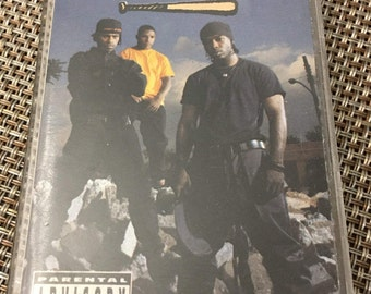 Naughty By Nature Cassette Tape