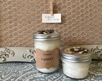 Victorian Earl Grey Soy Candle