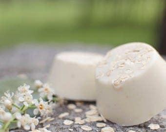 """Artisan handmade soap oatmeal-line """"soap bubbles"""""""