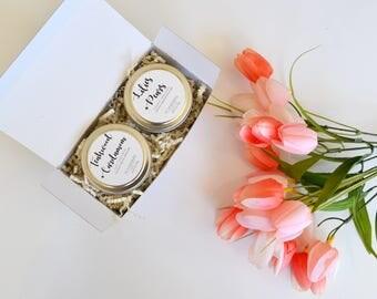 Candle Gift Set, Custom Gift Set