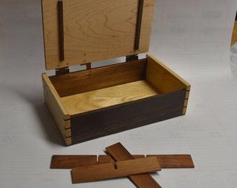 JEWELRY BOX - Handmade, Engineered