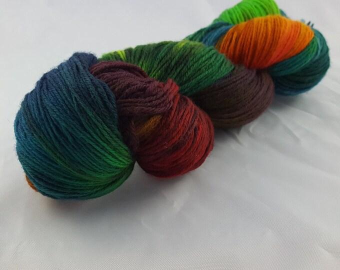Spectrum - Fingering Weight - Sock Yarn - Alice Base - 80/10/10 Merino Cashmere Nylon - 460 Yards/100 Grams