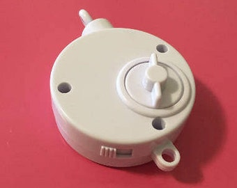 Crib mobile music box, Baby mobile music box, Rotary Music Box for Baby Mobile
