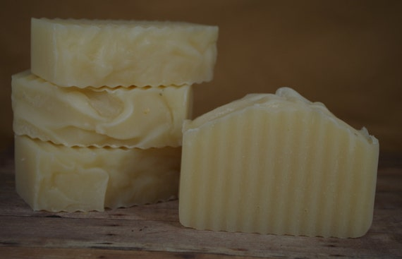 All Natural, Pure Peppermint, Cold Process Soap