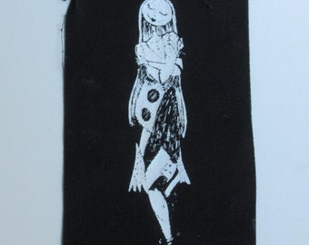 A Nightmare Before Christmas Sally Tatter Rag Patch