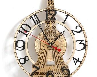 Cool wall clock Etsy