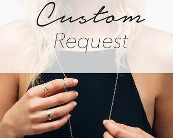 Custom Upgrade Request