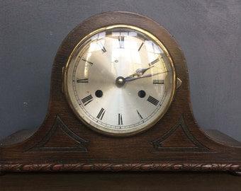 Vintage 1920s Mantelpiece Clock