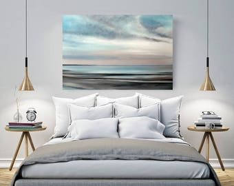 Abstract, landscape, painting, printing, wall decoration, paintings, art print on canvas, prints