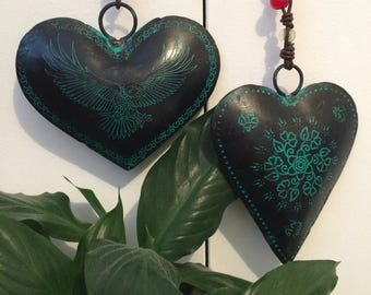 Hanging Hearts