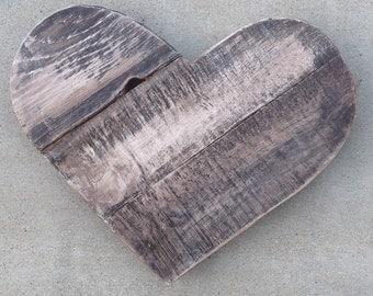 Small Pallet Heart | Pallet Wood Heart | Heart | Pallet Heart | Wood Heart