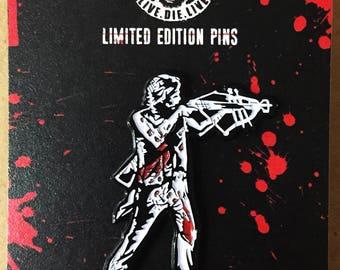Daryl Dixon Limited Edition Enamel Pin The Walking Dead