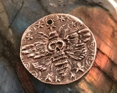 Wings of Fate & Destiny Coin/Pendant