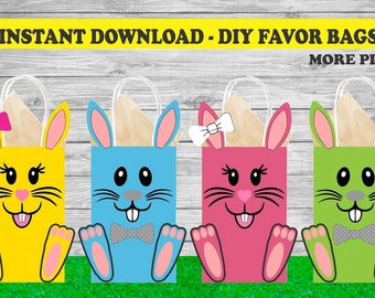 Emoji favor bags emoji party bags emoji party favors emoji easter bunny party favor bags easter egg hunt party favors easter theme easter negle Image collections