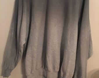Dip Dye Sweatshirt Size M/L