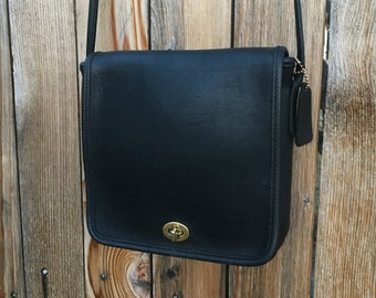 Vintage Coach Legacy Bag / Legacy Flap Crossbody Shoulder Bag /Style 9620 / Excellent Condition