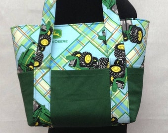 John Deere Diaper Tote Bag, Diaper Bag Tote, Baby Shower Gift, Boy Diaper Bag, Diaper Bag, Baby Diaper Bag, Small Diaper Bag, Baby Gift