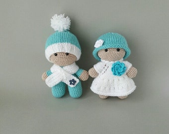 Crochet Amigurumi Doll Head : Big head doll Etsy