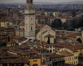 Verona Print, Italy Print, Travel Print, Travel Photography, Italy Photography, Verona Photography, Art, Photography, Travel, Prints, View