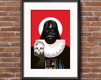 Star Wars — Darth Vader Poster/Print