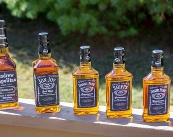 Custom Groomsmen/Birthday Liquor Labels