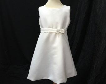 "Flower girl dress ""La patineuse"", dress,"