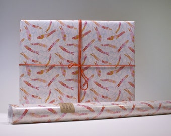 Fish Gift Wrap Paper