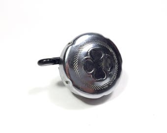 Vintage bicycle bell, Thumb lever bell, Bike bell, Bike accessories, Bike parts