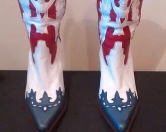 Classic Women's Cowboy Boots