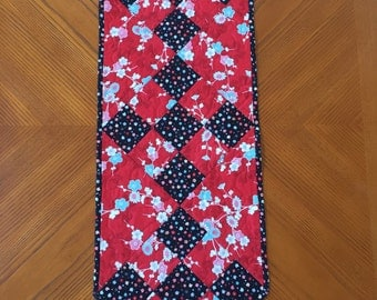 Asian-Style Table Runner - Clearance!