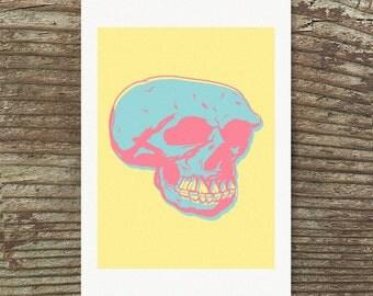 Skulltastic! Print