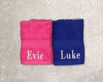 Personalised Face Cloth