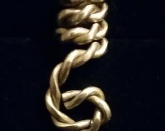 Brass Dreadlock Jewelry #23