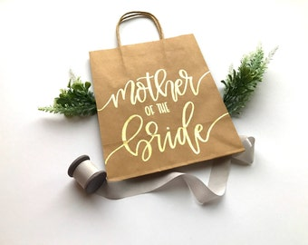 """Mother Of The Bride Gift Bag 
