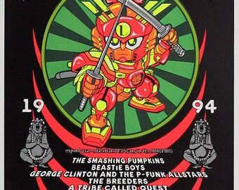 Lollapalooza – Lollapalooza Concert Poster - Lollapalooza Art – Lollapalooza Poster – Lollapalooza Print – Decor - 12x18 (JS0836)