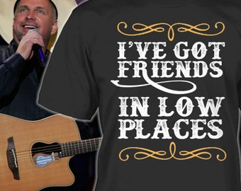 Garth Brooks Tee - Garth Brooks Fans - Garth Brooks Gift -  Garth Brooks Hoodie - Sizes Up to 5XL!