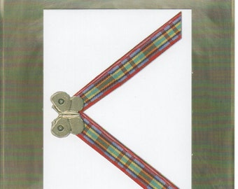 Pewter Cardstock Frame My Mind's Eye This & That Scrapbook  Embellishments Cardmaking Crafts