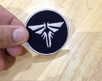 Fire Fly - Iron on patch