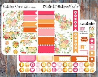 Make Me Bloom Sticker Kit