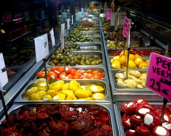 Photograph: Olive Market